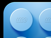 LEGO iPhone app