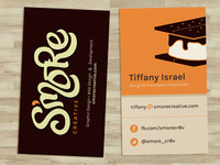S'more Creative Business Cards