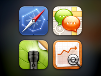 Mix iOS Icons