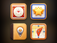 Mix iOS Icons 2