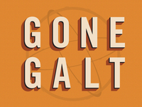 Gone Galt Logo