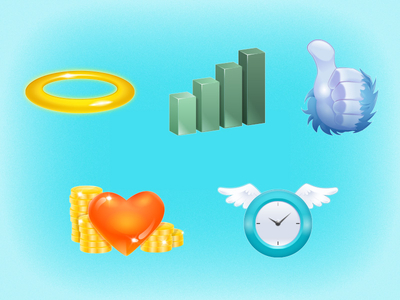 Icons for Goodify