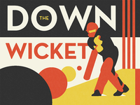 Down The Wicket