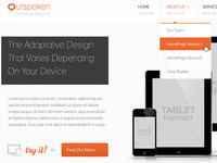 Outspoken Business Theme