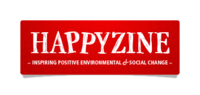 Happyzine logo redesign