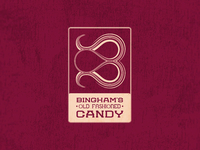 Bingham's Old Fashioned Candy Logo