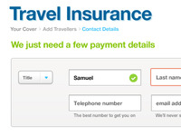 Travel Insurance Ui Small