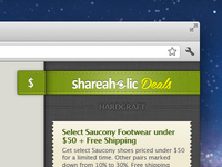 Shareaholic Browser Extension