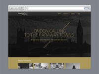 London Calling Wordpress Theme