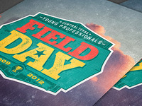 Field Day Cover Design