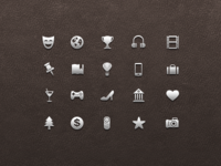 Icons for Spling