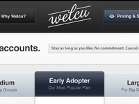 Pricing Welcu: UPDATE
