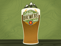 Colorado Brewer's Festival Poster