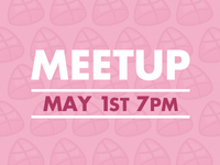 Triangle Dribbble Meetup
