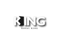 Royal King | Letter K and Crown