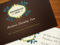 Country Inn Business Cards
