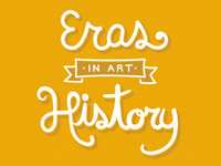 Eras in Art History