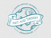 EKU Art & Design Department Shirt