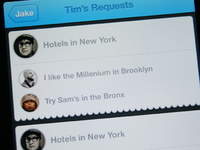 Tim's Requests