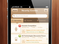 Eventtie app final touch