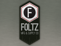 Foltz Manufacturing & Supply Logo