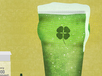 Every beer is Irish on St. Patrick's Day
