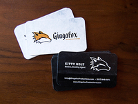 Gingafox Cards