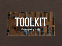 Used Toolkit Spotlight (2x)