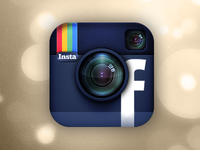 Instagram & Facebook Icon