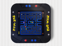 Pacman Table App Icon