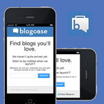 Blogcase New Landing Page
