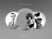 Blanq - Free Website Design PSD