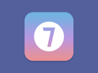 Icon for an upcoming app