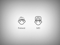 Patient vs MD