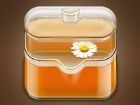 Teapot iPhone/iOS icon