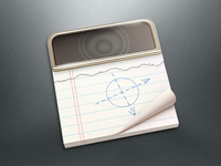 SoundNote Mac OS icon