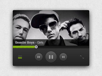 Spotify Mini Player