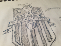 Steamfitters - rough sketch
