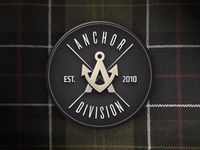 Logotype Anchor Division