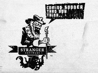 Stranger Software logo design