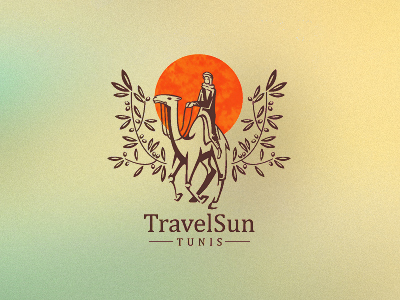 Travelsun_logo_design