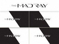 The Madray logo design + business cards