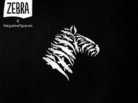 Zebra & negative space(s)