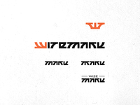 Wizemark logo exploration