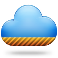 Cloud Application icon