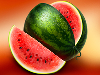 Icon watermelon
