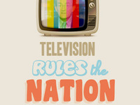 Television rules the nation
