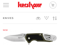 Kershaw Knife Gallery