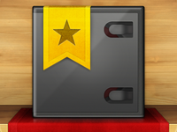 """Shelves"" Icon Detail"