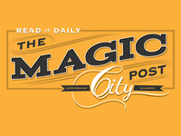 Magic City Post - Final Logo
